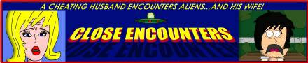 Close Encounters Banner