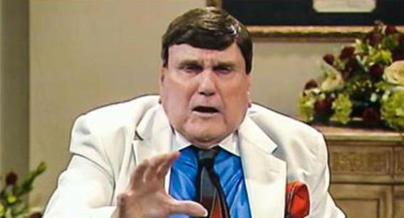 Ernest Angley Con Artist